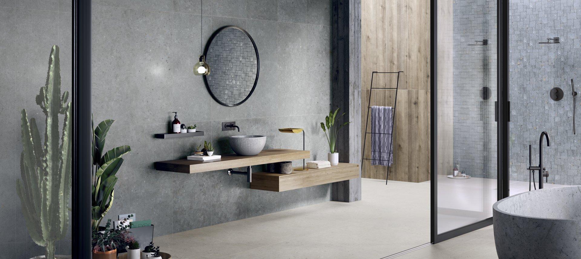 Arredo Bagno Ozzano Emilia.Ceramic Tile Flooring Design From Ceramica Pastorelli